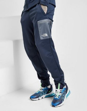 THE NORTH FACE Logo Tapered Pants Sweat Street Style Tapered Pants