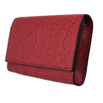 ETRO Paisley Leather Long Wallets