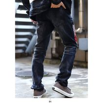 REASON More Jeans Unisex Street Style Jeans 7