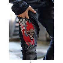 REASON More Jeans Unisex Street Style Jeans 9