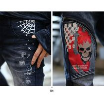REASON More Jeans Unisex Street Style Jeans 10