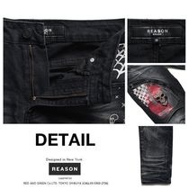 REASON More Jeans Unisex Street Style Jeans 14