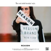 REASON More Jeans Unisex Street Style Jeans 19