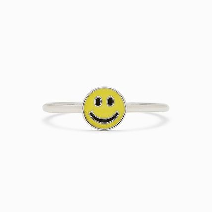 Ron Herman Unisex Street Style Co-ord Rings