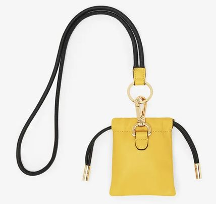 Charm With Drawstring