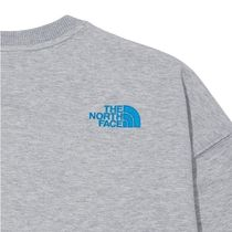 THE NORTH FACE Long Sleeve Unisex Street Style Long Sleeves Plain Long Sleeve T-shirt 11
