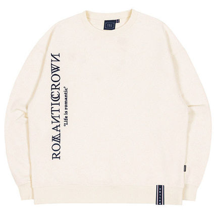 Unisex Long Sleeves Sweatshirts