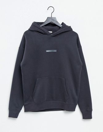 Abercrombie & Fitch Hoodies Long Sleeves Plain Logo Surf Style Hoodies 2