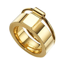 RUIFIER Casual Style Party Style 18K Gold Office Style Elegant Style