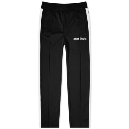Palm Angels Logo Nylon Street Style Joggers & Sweatpants
