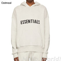 FEAR OF GOD Hoodies Pullovers Unisex Blended Fabrics Street Style Long Sleeves 4