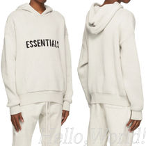 FEAR OF GOD Hoodies Pullovers Unisex Blended Fabrics Street Style Long Sleeves 5