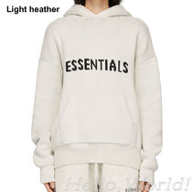FEAR OF GOD Hoodies Pullovers Unisex Blended Fabrics Street Style Long Sleeves 6