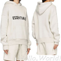 FEAR OF GOD Hoodies Pullovers Unisex Blended Fabrics Street Style Long Sleeves 7