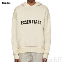 FEAR OF GOD Hoodies Pullovers Unisex Blended Fabrics Street Style Long Sleeves 8