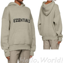 FEAR OF GOD Hoodies Pullovers Unisex Blended Fabrics Street Style Long Sleeves 11