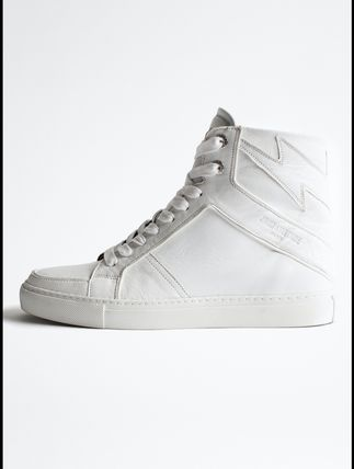 ZADIG & VOLTAIRE Low-Top Casual Style Low-Top Sneakers 3