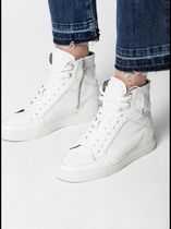 ZADIG & VOLTAIRE Low-Top Casual Style Low-Top Sneakers 8