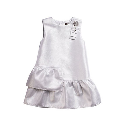 With Jewels Bridal Kids Girl Dresses