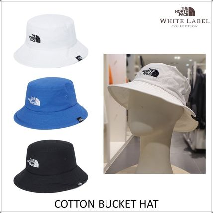 THE NORTH FACE WHITE LABEL Unisex Bucket Hats Wide-brimmed Hats