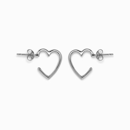 Ron Herman Casual Style Unisex Street Style Party Style Co-ord Earrings