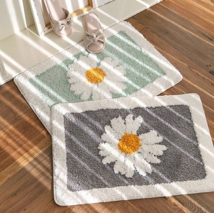 DECO VIEW Bath Mats & Rugs Kitchen Rugs Outdoor Mats & Rugs HOME