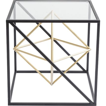 Gold Furniture Clear Furniture Coffee Tables Night Stands