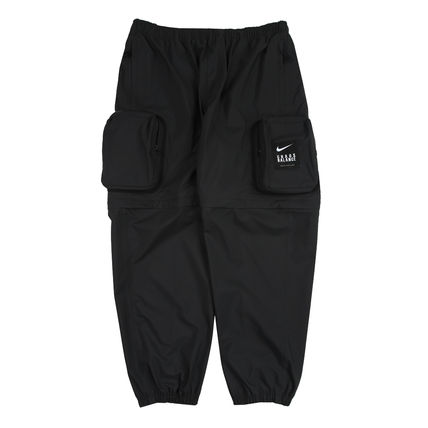 UNDERCOVER Street Style Plain Logo Cargo Pants