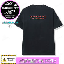 ANTI SOCIAL SOCIAL CLUB More T-Shirts Street Style Collaboration Logo T-Shirts 4