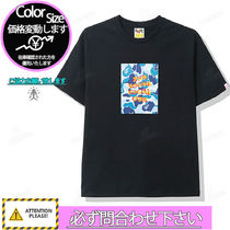 ANTI SOCIAL SOCIAL CLUB More T-Shirts Street Style Collaboration Logo T-Shirts 5