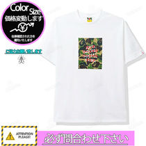 ANTI SOCIAL SOCIAL CLUB More T-Shirts Street Style Collaboration Logo T-Shirts 9