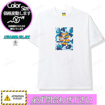 ANTI SOCIAL SOCIAL CLUB More T-Shirts Street Style Collaboration Logo T-Shirts 13