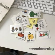 SECOND MORNING Stationery