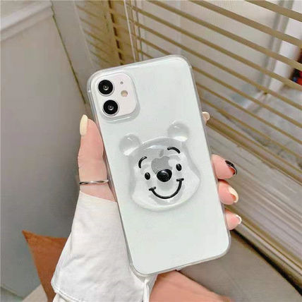 Unisex Plain Silicon iPhone 8 Logo Clear Flame iPhone 11 Pro