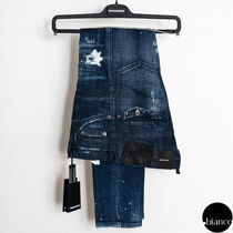 D SQUARED2 More Jeans Denim Street Style Logo Jeans 4