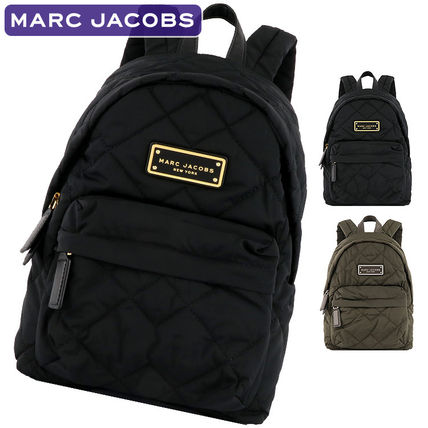 MARC JACOBS Nylon Backpacks