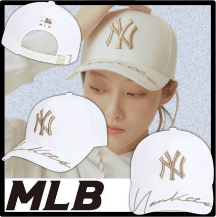 MLB Korea Caps