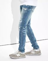 American Eagle Outfitters More Jeans Street Style Plain Jeans 5