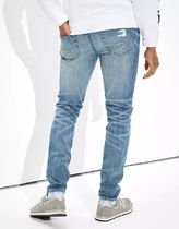 American Eagle Outfitters More Jeans Street Style Plain Jeans 6