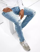 American Eagle Outfitters More Jeans Street Style Plain Jeans 7