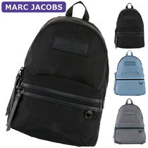 MARC JACOBS Casual Style Nylon A4 Plain Office Style Backpacks