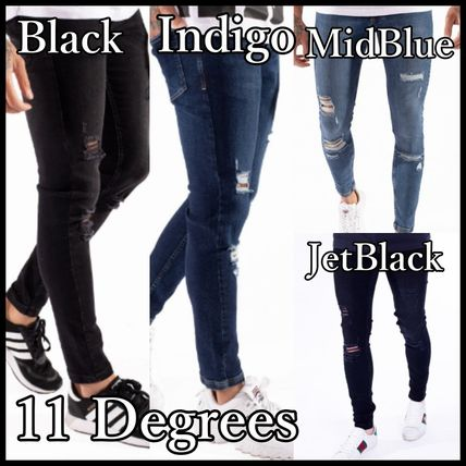 11 Degrees More Jeans Denim Street Style Jeans
