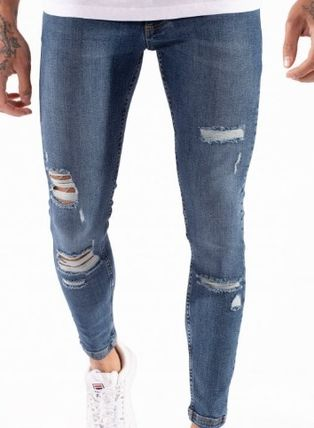 11 Degrees More Jeans Denim Street Style Jeans 2