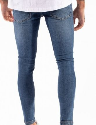 11 Degrees More Jeans Denim Street Style Jeans 3