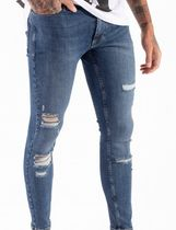 11 Degrees More Jeans Denim Street Style Jeans 5