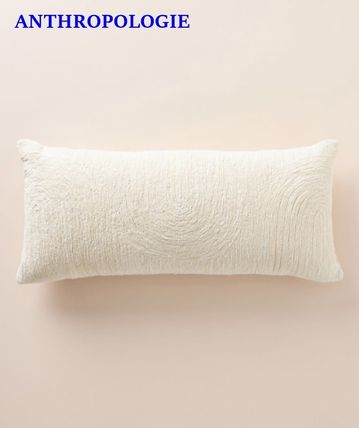 Anthropologie Plain Handmade Decorative Pillows