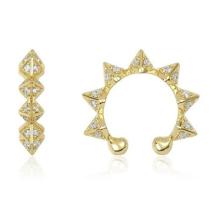 Party Style Silver Brass Elegant Style Accessories