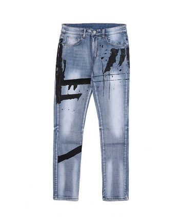 URKOOL More Jeans Denim Street Style Jeans 2