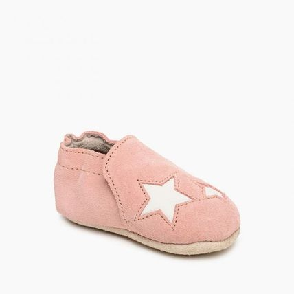 Studded Street Style Baby Girl Shoes