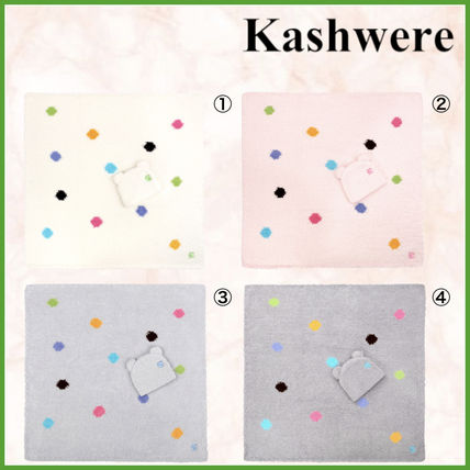 kashwere Throws Dots Throws